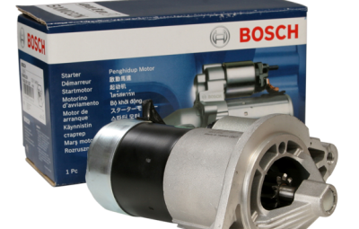 Slideshow BOSCH STARTER  ALTERNATOR bosch starter